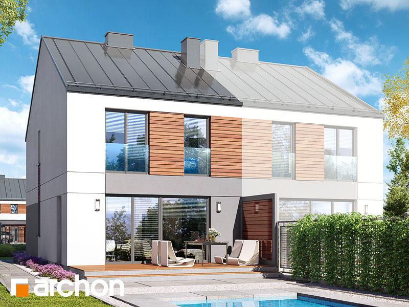 gotowy projekt Dom w riveach (GB) widok 2