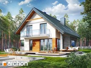 gotowy projekt Dom w aurorach 2