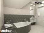projekt Dom w poziomkach 4 Wizualizacja łazienki (wizualizacja 1 widok 4)