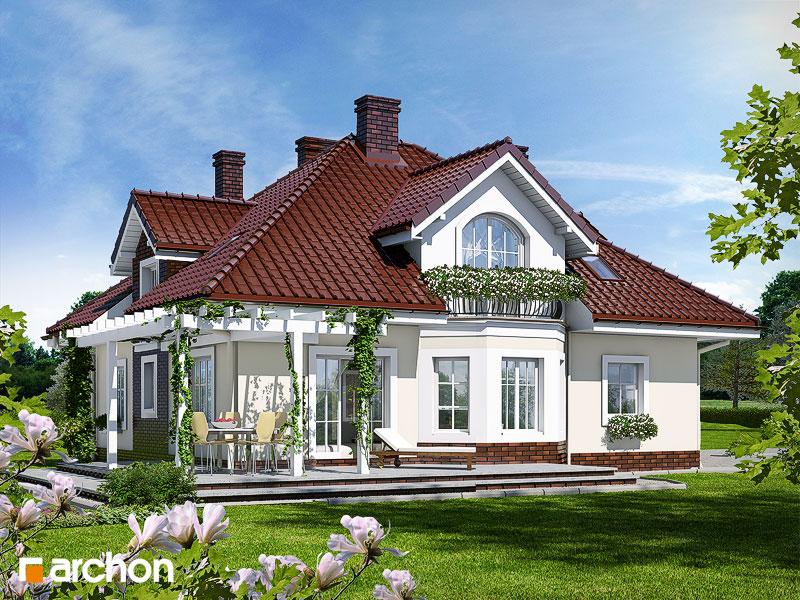 Projekt Domu Dom W Tymianku Archon