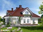 projekt Dom w tymianku dodatkowa wizualizacja