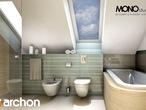 projekt Dom w tymianku Wizualizacja łazienki (wizualizacja 1 widok 1)