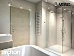 projekt Dom w tymianku Wizualizacja łazienki (wizualizacja 1 widok 3)