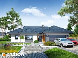 gotowy projekt Dom w nawłociach (G2)