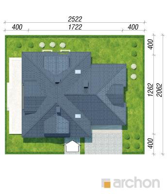 projekt Dom w czarnuszce (G2PA) sytuacja