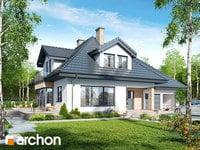 projekt Dom w czarnuszce (G2PA) widok 1