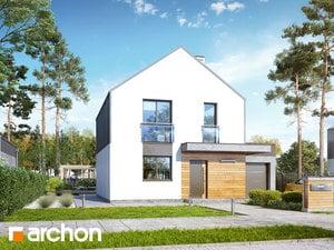 projekt Dom w arkadiach 3 (G)