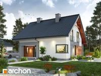 projekt Dom w malinówkach