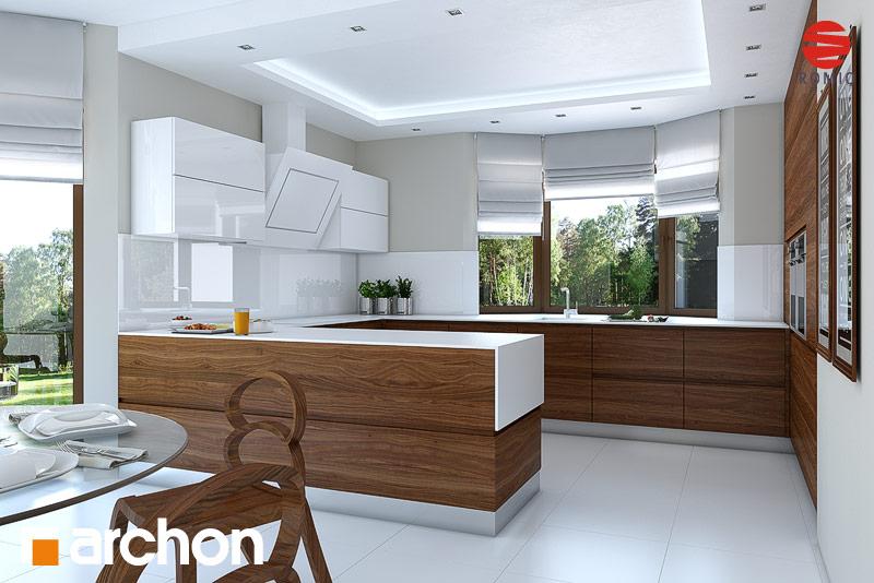 Projekt Domu Dom W Kalateach 3 Archon