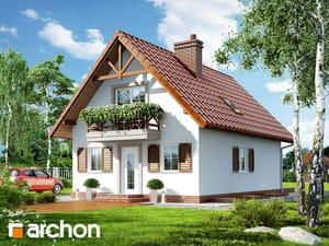 projekt Dom pod kasztanem 2 (P)