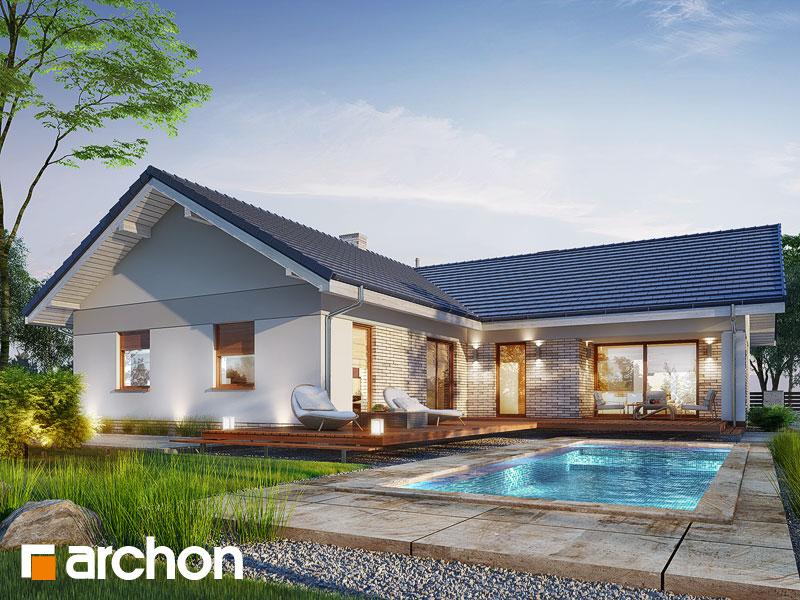 Projekt Domu Dom W Lonicerach G2t Archon