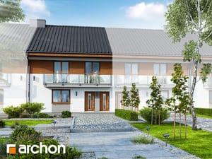 projekt Dom w kalwilach 2 (S)