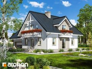 projekt Dom w rododendronach 17 (G2P)