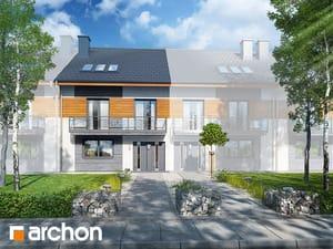 projekt Dom w kalwilach (S)