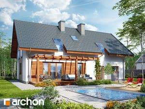 gotowy projekt Dom w limetkach 2 (G2)