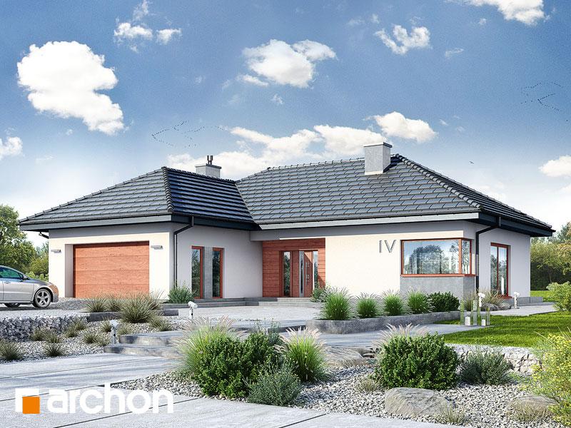 gotowy projekt Dom w kalistemonach (G2) widok 1