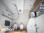 projekt Dom w żurawkach 4 (P) Wizualizacja łazienki (wizualizacja 3 widok 4)