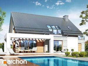 Projekt dom w arabisach  252
