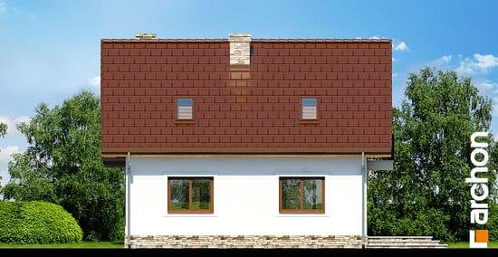 Elewacja ogrodowa projekt dom w lukrecji 4 ver 2  267