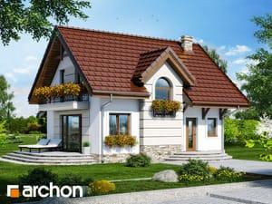projekt Dom w lukrecji 4