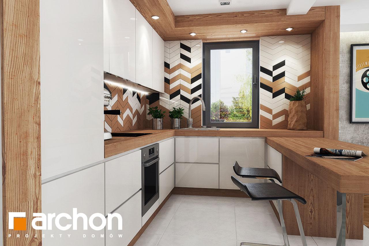 Projekt dom w arkadiach b  27536