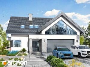 gotowy projekt Dom w telimach (G2)