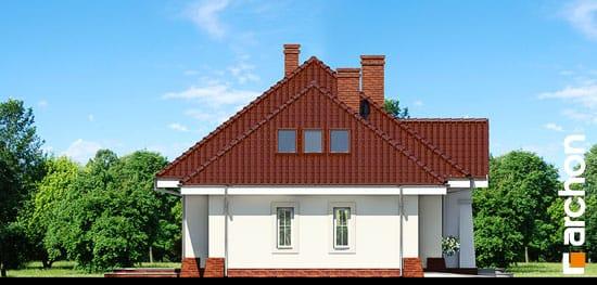 Elewacja boczna projekt dom w lotosach g ver 2  266