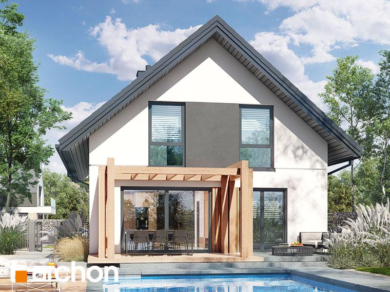 gotowy projekt Dom w arletach 2 widok 2
