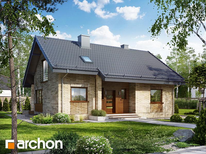 Projekt Domu Dom Pod Lipką 2 P Archon