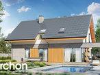 projekt Dom w wiosnówkach dodatkowa wizualizacja