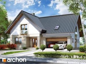 gotowy projekt Dom w miłowonkach (G2)