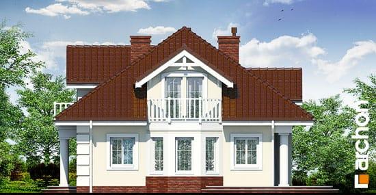 Elewacja boczna projekt dom w jezowkach ver 2  265