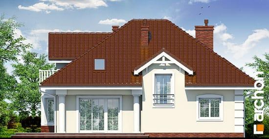 Elewacja ogrodowa projekt dom w jezowkach ver 2  267