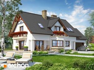 gotowy projekt Dom w majeranku 2 (G2)