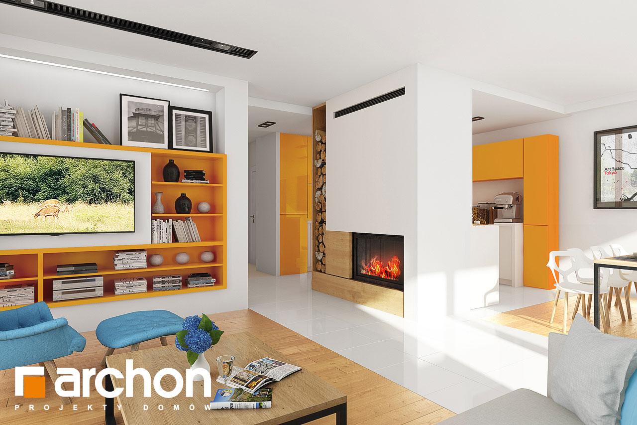 Projekt dom w wisteriach 5 g2  26908