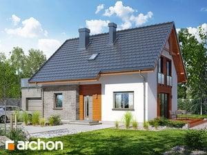 Projekt dom w zielistkach gnt 68f26465c4ba7785192df3409b975d3e  252