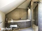 projekt Dom w kalateach 2 Wizualizacja łazienki (wizualizacja 1 widok 3)