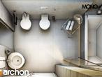 projekt Dom w kalateach 2 Wizualizacja łazienki (wizualizacja 1 widok 4)