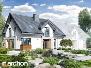 projekt Dom w srebrzykach 3 (B)