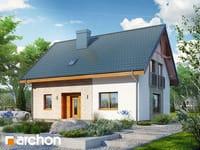 projekt Dom w zielistkach 6 (PT) widok 1