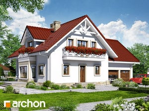 projekt Dom w oregano