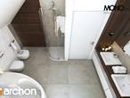 projekt Dom w aurorach (P) Wizualizacja łazienki (wizualizacja 1 widok 1)