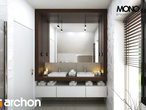 projekt Dom w aurorach (P) Wizualizacja łazienki (wizualizacja 1 widok 4)