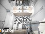 projekt Dom w brunerach (G2) Wizualizacja łazienki (wizualizacja 3 widok 4)