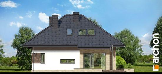 Elewacja boczna projekt dom w lilakach gpd ver 2  266