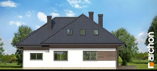 Elewacja ogrodowa projekt dom w lilakach gpd ver 2  267
