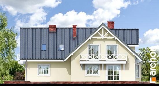 Elewacja ogrodowa projekt dom w borowikach ver 2  267