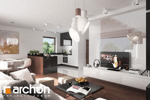 Projekt dom w klematisach 23 b  28813 mid