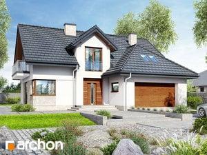 gotowy projekt Dom w kortlandach (G2)