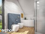 projekt Dom w malinówkach 4 (P) Wizualizacja łazienki (wizualizacja 3 widok 1)